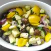 Mediterrane groenten uit de oven