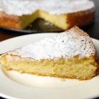 Citroen yoghurt cake zonder boter