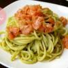 Pasta met avocado en zalm (foodblogswap)