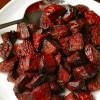 Geroosterde bietjes met balsamico