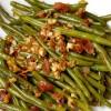 Haricots verts met walnoot en balsamico