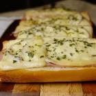 Lekker snel: stokbroodje onder de grill