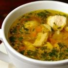 Eerste hulp bij verkoudheid: snelle kippensoep