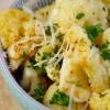 Bloemkool met knoflook en Parmezaanse kaas