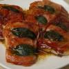 Saltimbocca met vis