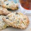 Appel-rozijnen koekjes met hazelnoten