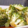 Broccoli met oestersaus
