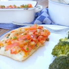 Uit de oude doos #1: Ovenschotel met vis, tomaat en kappertjes